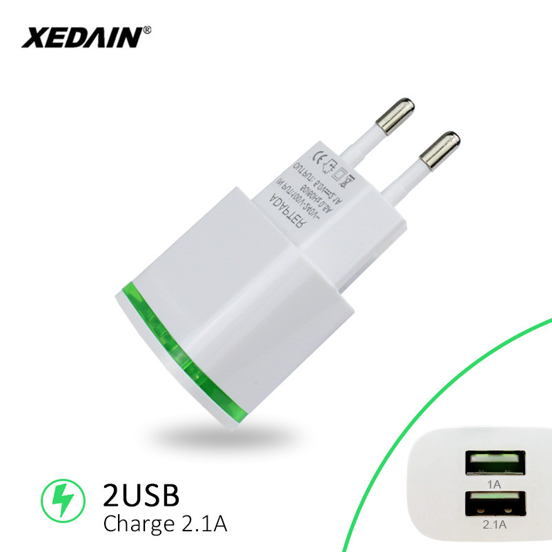 XEDAIN 2 USB Ports Adapter Mobile Phone s