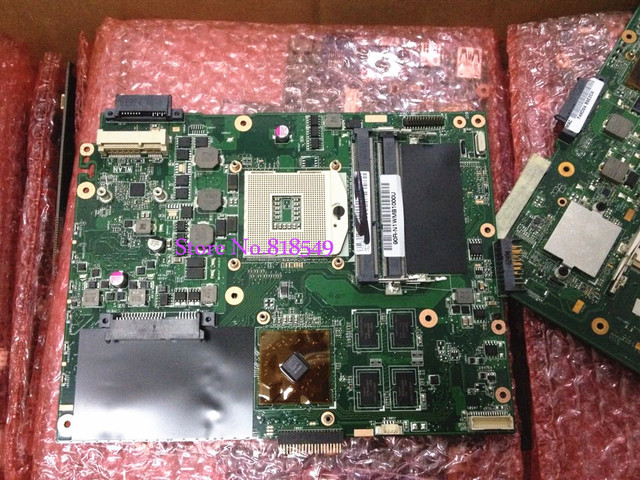 Para Asus K52J K52JB K52JC K52JE K52JR REV 2.0 Motherboard 100% Testado ok, de Alta Qualidade boa original NOVO bom pacote