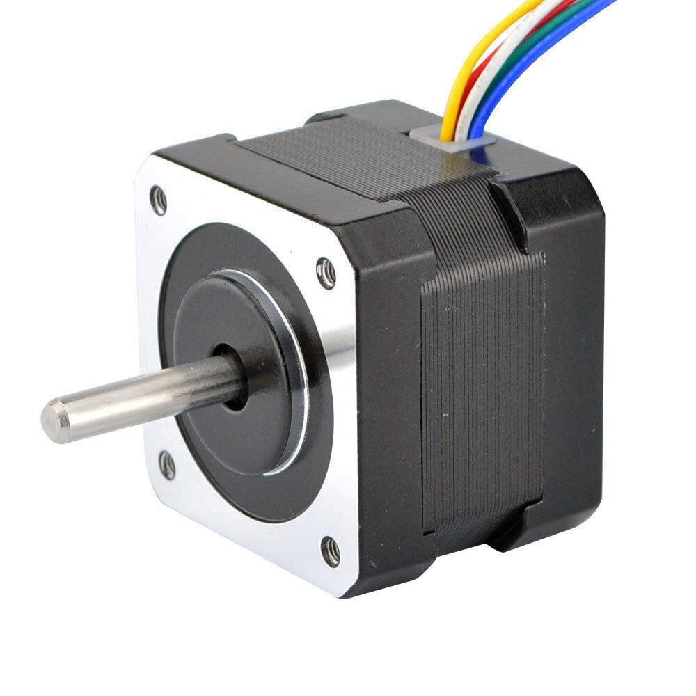 10 X DC 5V 2-Phase 4-Wire Micro-step Motor Mini Slider Screw Stepper Motor  SWTG
