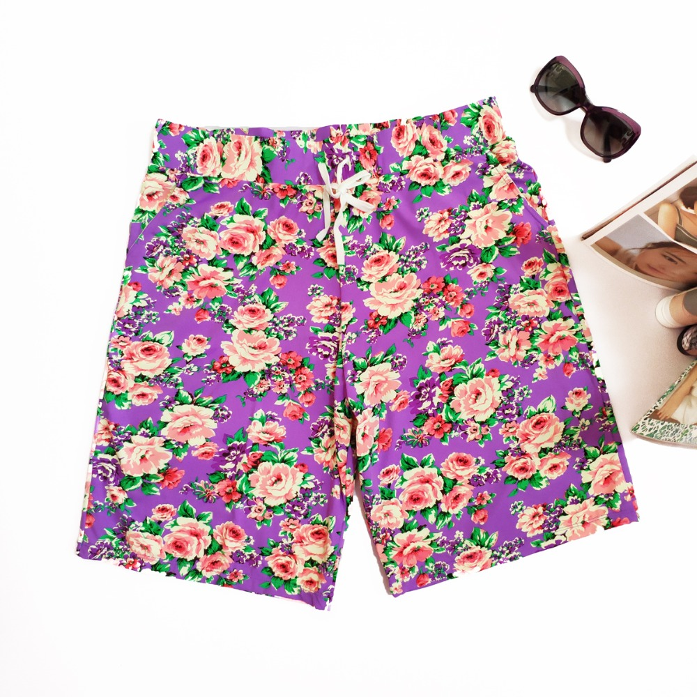 2019 New Men's beach trousers Swimsuits Men Large Waist Pants Increase Handsome Swimwear Swimming Shorts Boxer Trousers M-2XL