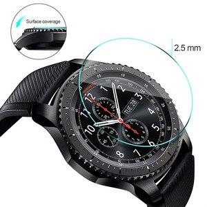Image 2 - מזג זכוכית על עבור Huawei שעון GT מגן זכוכית Smartwatch מסך מגן סרט נגד שריטות פיצוץ הוכחה 9H גלאס