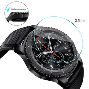 Image 2 - Tempered Glass on for Huawei Watch GT Protective Glass Smartwatch Screen Protector Film Anti Scratch Explosion proof 9H Glas