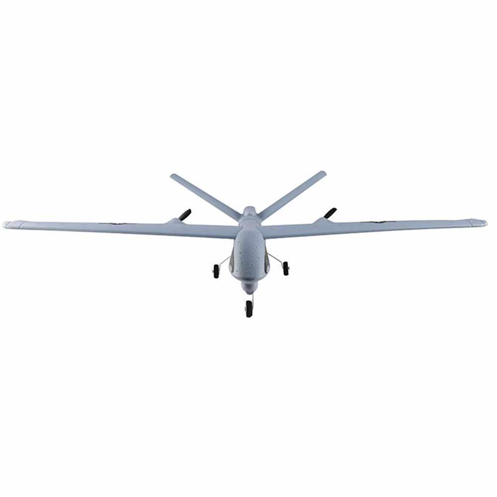 Z51 RC Drone 2,4G 2CH Predator Control remoto RC avión 660mm Kit de bricolaje de mano para niños principiantes