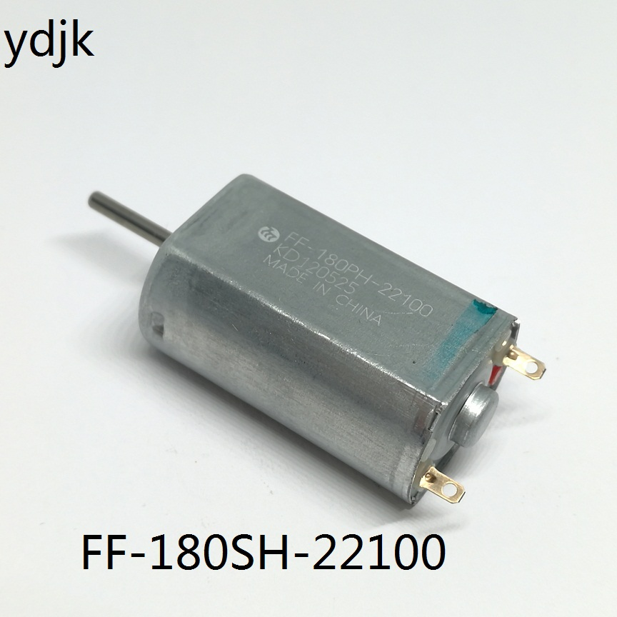 Mabuchi 180 Motor DC 3V-6V 17400RPM High Speed FF-180SH-2855 Metal Brush Motor