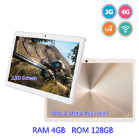 2018 New I900 Tablet Pc 10.1 Inch 2.5D Screen Octa Core Android 7.0 with WIFI 3G Call 4G LTE Phone FOR Bluetooth Keyboard Tablet