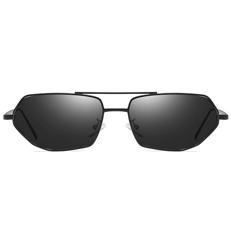 MYT_0128 Polygonal sunglasses for women fashion street snap irregular sunglasses Metal Female Sun Glasses web celebrity glasses in Women 39 s Sunglasses from Apparel Accessories