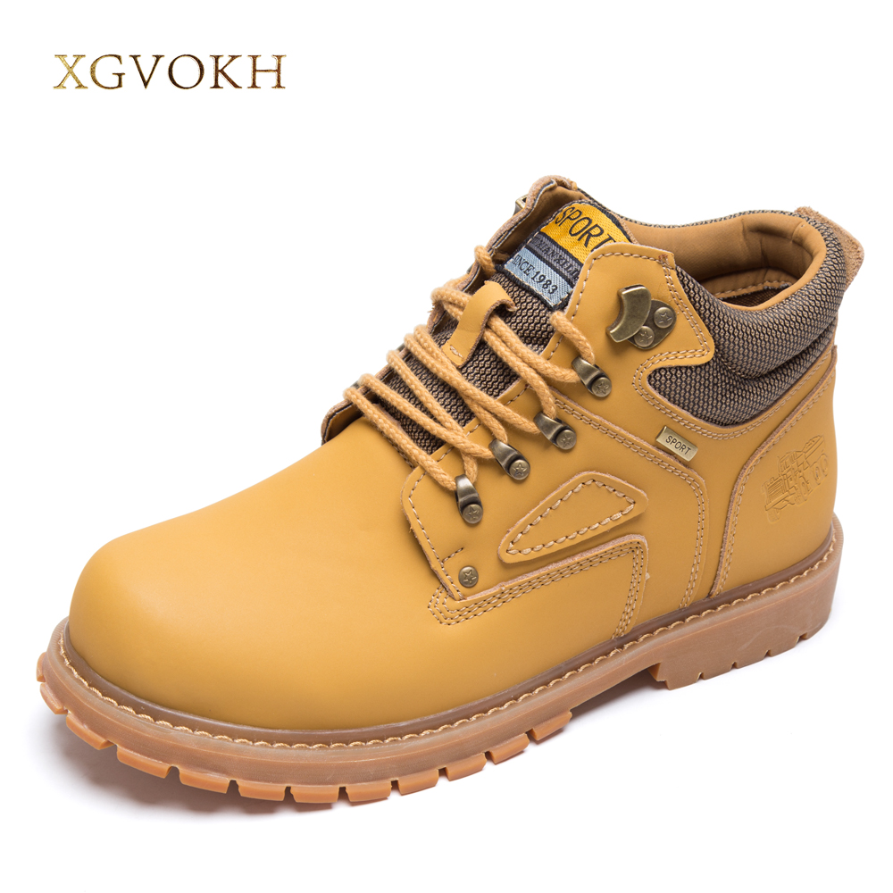 boots leather shoes size 38 47 motocross autumn