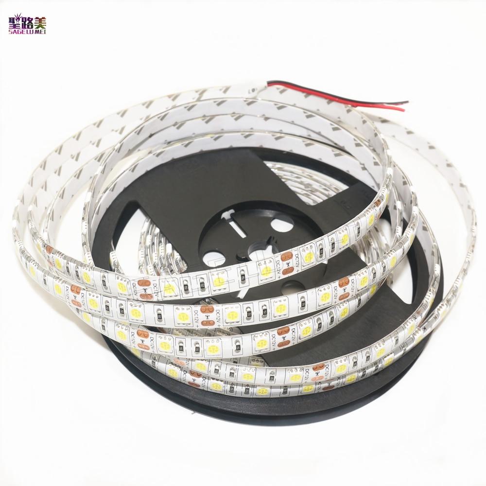 5m 300LED 5050 LED strip, 12V LED tape Red/Blue/Green/Yellow/White/UV/Pink/RGB color(optional) led strip light