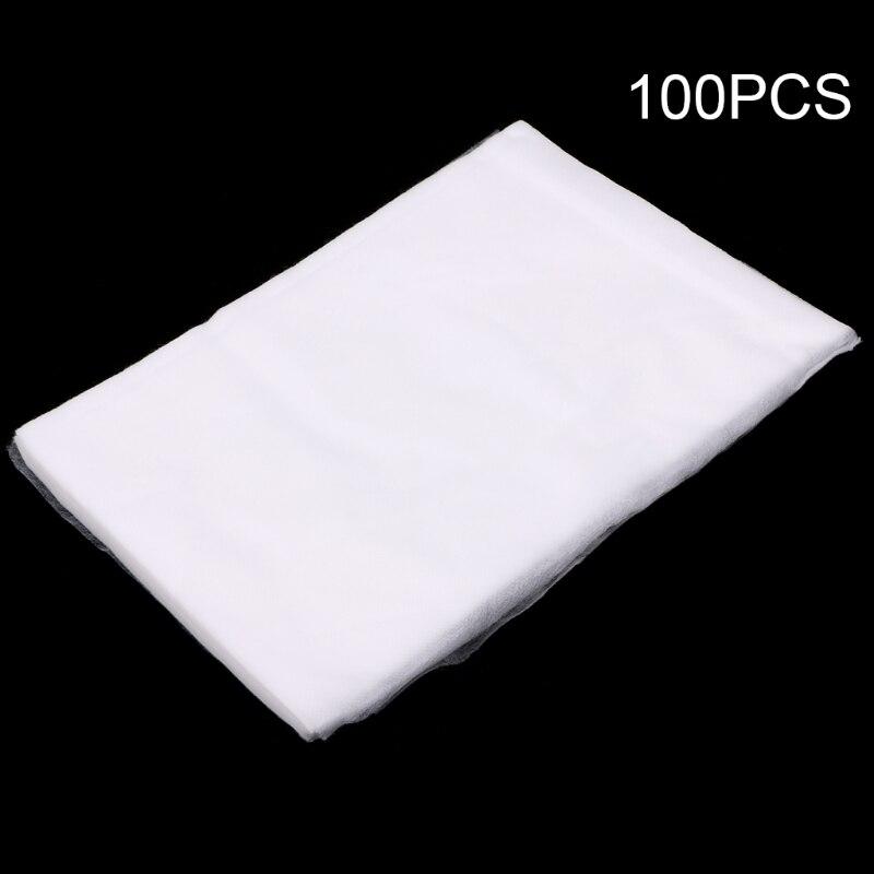 100 pièces bébé jetable couche-culotte vêtement en tissu non tissé Nappy insérer doux uriner Pad tapis bébé soin