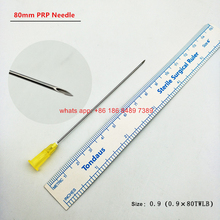 50 шт 0,9*80 мм длинная игла, крышка шприца, luer замок для luock трансформатор в стерильной упаковке для aethestic, пластиковые surgey, spa