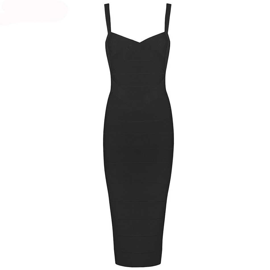 2019 женские летние платья бандаж, платья без рукавов Спагетти ремень бодикон вечернее платье в стиле знаменитостей Vestidos