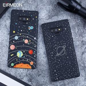 Image 1 - Zwarte Matte Patroon Case Voor Samsung Galaxy A6 Plus 2018 Note 9 A8 S9 S8 Plus S7 Rand A5 A3 a7 J7 J5 J3 2017 Cool lPhone Covers