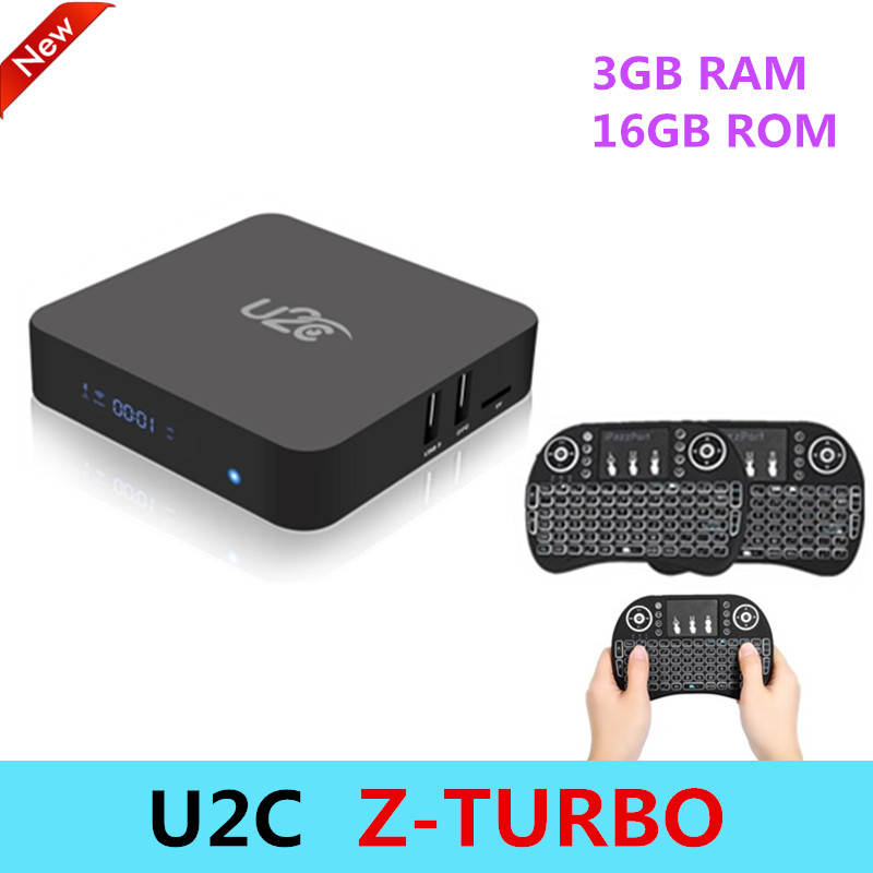 Original U2C Z-TURBO Android 7.1 Smart TV Box 3D Media Player Amlogic S912 5G WiFi Bluetooth 4.1 HDMI2.0 Set top Box TF Card xmt 901s intelligent digital temperature and humidity control precision incubator constant temperature regulator controller page 3