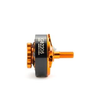 Image 2 - Motor sin escobillas oficial Emax, Motor sin escobillas Emax GB2205 Excelvan GB2205 CW para Dron de control remoto FPV, negro, 2600KV