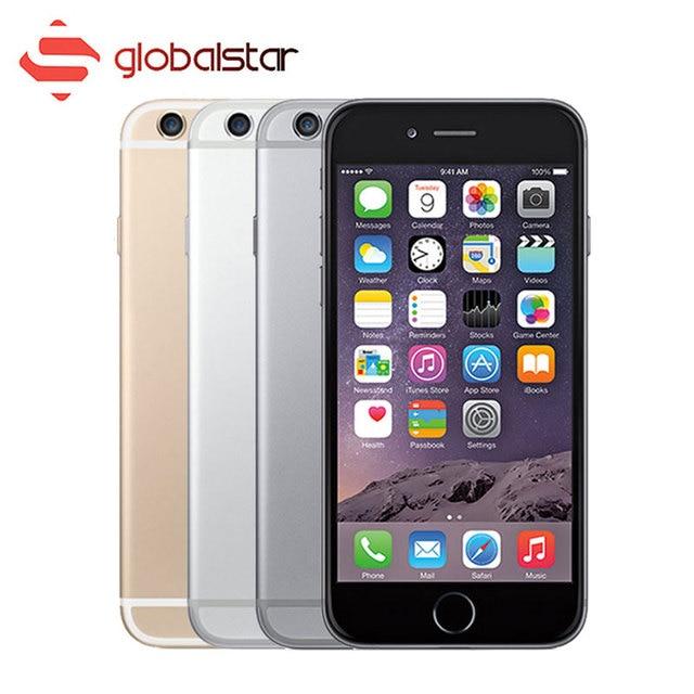 997d366f3c7 Desbloqueado Original de Apple iphone 6 Plus Dual Core Smartphone IOS 5.5  pulgadas 16 GB/