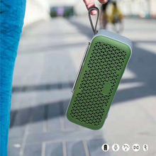 Portable Bluetooth Speaker Outdoor Wireless Speaker Subwoofer Column Box Speaker With Antenna Support Fm Radio Aux Usb Tf Card цена и фото