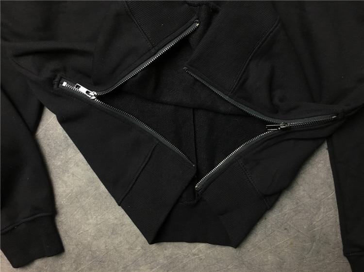 Broderie Éclair Arrivée Nouvelle Femmes Cavalier 2018 Fermeture Sweat Étoiles Designer Automne Hommes Mode Pour Coton Vêtements 0w0HXFq