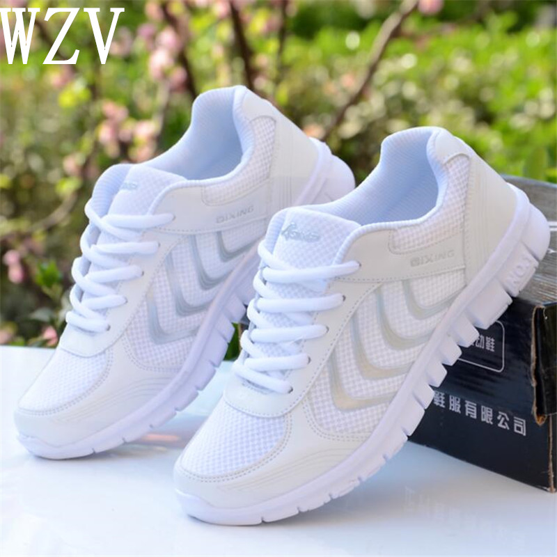 Women shoes 2018 New Arrivals fashion tenis feminino light breathable mesh shoes woman casual shoes women sneakers A210 mwy women breathable casual shoes new women s soft soles flat shoes fashion air mesh summer shoes female tenis feminino sneakers
