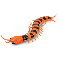 Funny Gift Trick RC Centipede Toys Electric Prank Centipede RC Animal Trick Toys Fake Horror Prank Animal Toy Birthday Gifts