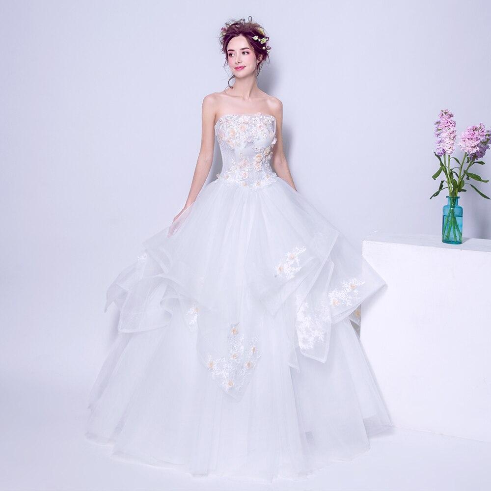 Engel Brautkleid Hochzeit Braut Brautkleid Vestido De NoivaFragrant ...