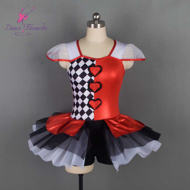 Spandex shorts with Sparkle Ruffled dotted hem Majorette Dancing Dance Shorts