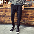 M-4XL 5XL Autumn Trousers Men Fashion Harem Pants For Men Slim Sweatpants Pantalones Hombre P194