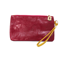 Frauen handtasche Neue Ankunft Weichen Reißverschluss Sod PU Handtaschen Europäische und Amerikanische Umschlag handtasche für Party
