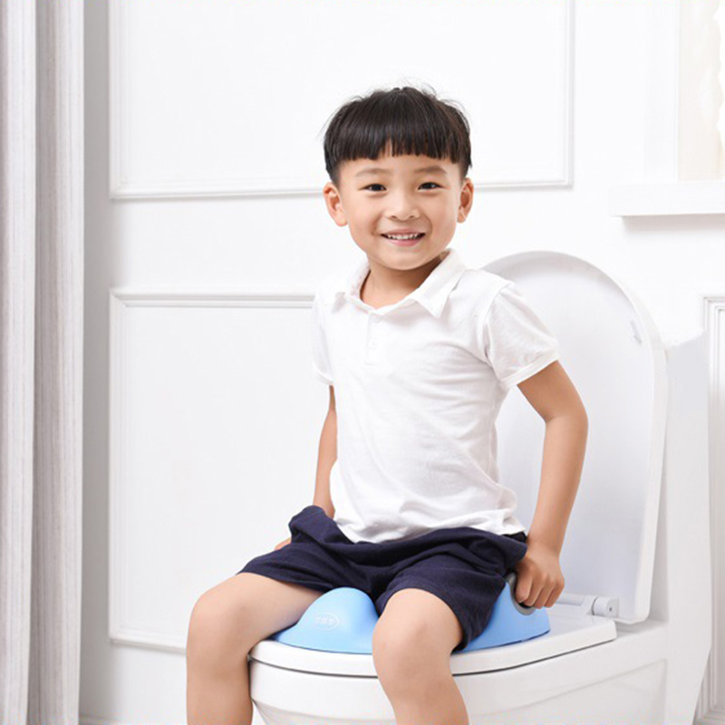 Image 2 - Child Multifunctional Potty Baby Travel Potty Training Seat Portable Toilet Ring Kid Urinal Comfortable Assistant Toilet Potties-in Potties from Mother & Kids