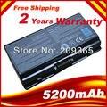 5200 mAh batería del ordenador portátil para PA3615U PA3615U-1BRM PA3615U-1BRS PABAS115 PA3615 Equium L40 L40 Pro Series L40 serie