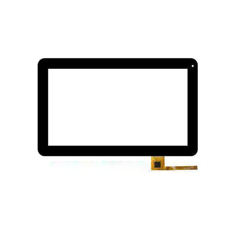 10.1 inch touch screen Digitizer for IconBit NetTab Thor LE (NT-1001T/NT-1002T) tablet PC free shipping mens v neck button up cardigan