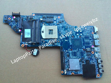 Working perfectly 651906-001 Mainboard For hp pavilion DV7 DV7T-6000 DV7-6000 serise Laptop Motherboard