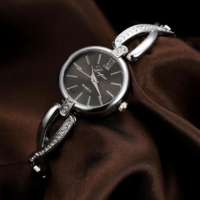 Xiniu Ladies Dress Watches Stainless Steel Back Shinning Women Watches Luxury br