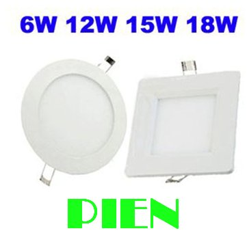 led downlights w w w w w w luces home panel lamparas smd focos round square bathroom kitchen v v by dhl pcs