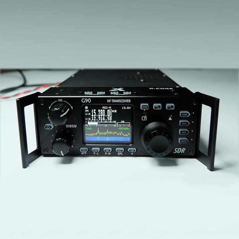 Xiegu G90 Shortwave Radio Outdoor Version 0 5 30MHz 20W HF Transceiver With IF Output SDR