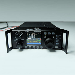 Xiegu G90 Kurzwellen Radio Outdoor Version 0,5-30MHz 20W HF Transceiver Mit WENN Ausgang, SDR tragbare HF Transceiver SSB/CW/AM