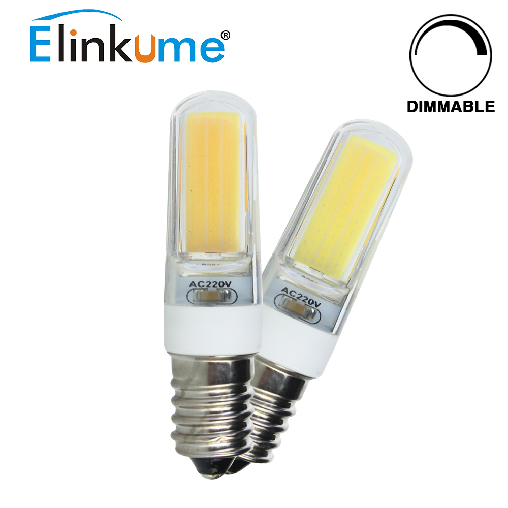 Ampoule Led 3w Us 3 55 29 Off Elinkume E14 Led Bulb 3w Mini Lamp 1pcs 2609smd Ampoule Led Ac220v Home Lighting Warm White And Daylight For Chandelier In Led Bulbs
