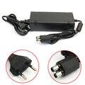Adaptador ca de la ue cargador Cable de alimentación eléctrica para Xbox 360 Slim 135 W 12 V ca adaptador de cargador