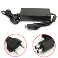 EU AC Adapter Charger Power Supply Cord Cable For Xbox 360 Slim 135W 12V AC Charger Adapter