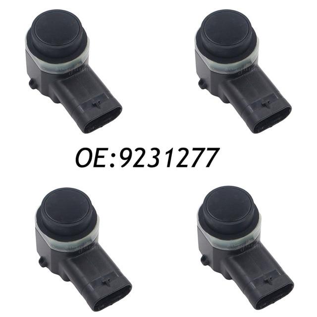 4PCS PDC Parking Assist Sensor For 2009-2013 BMW E70 X5 2011-15 Journey 66209231277 9231277
