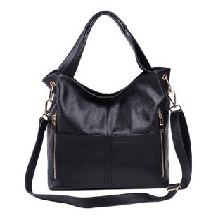 Genuine leather Bag 2016 High Quality Top-Handle Bags Women Leather Handbags shoulder bag luxury Stylish Bolsa Feminina kzni real leather tote bag high quality women leather handbags top handle bags purses and handbags bolsa feminina pochette 9057