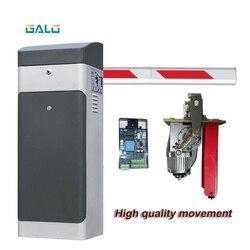 Nuevo tipo 110 V/220VAC de alta resistencia para aparcar Boom barrera automática abridor de puerta de barrera