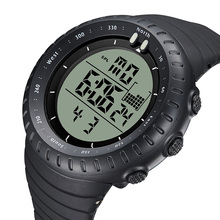 New Style Men Sport Watch Electronic Wrist Watches Led Digital Wathes Relogio Masculino Digital Montre Homme