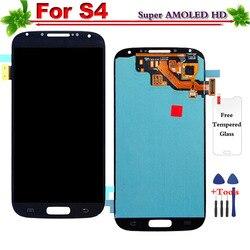 582a3636ef8 AMOLED pantalla LCD para Samsung Galaxy S4 i9505 i9500 LCD pantalla  digitalizador de pantalla táctil asamblea