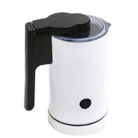 BEIJAMEI High Quality Electric Milk bubble machine automatic Frother Foamer Hot Small Foam Maker Warmer