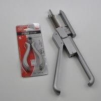 6D High End волос машина разъем и удаления волос компилятор Парикмахерская инструмент парик Connector Tool Kit кератина волос комплект
