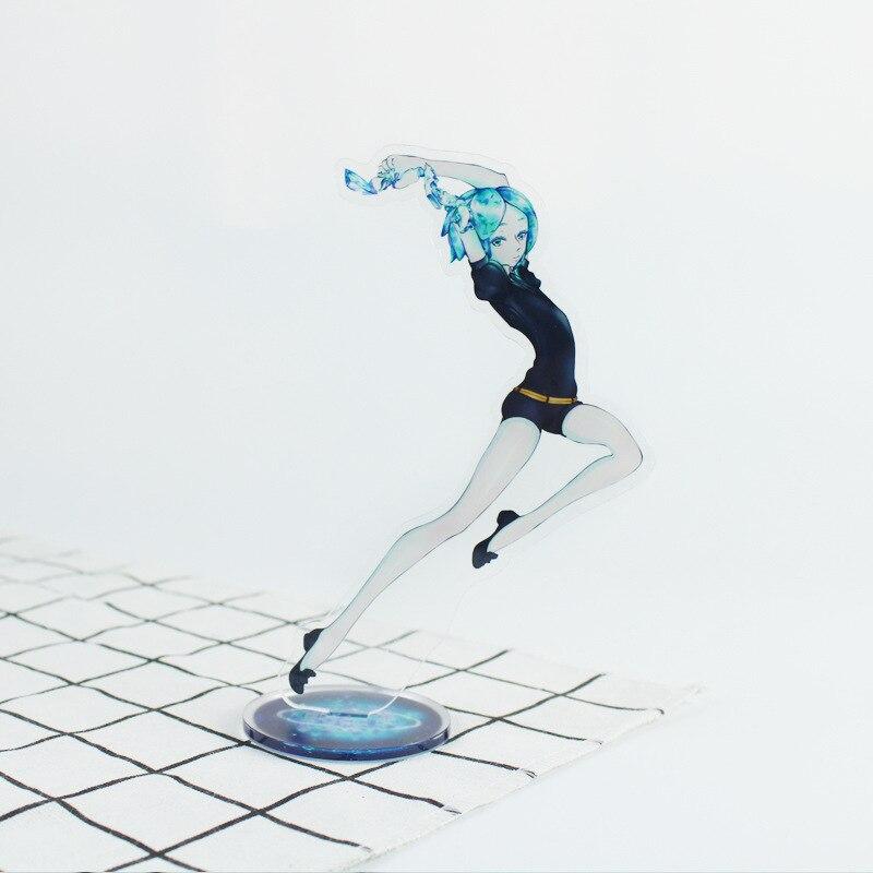 Anime Houseki no Kuni Rutile Acrylic Stand Figure Cool Gift