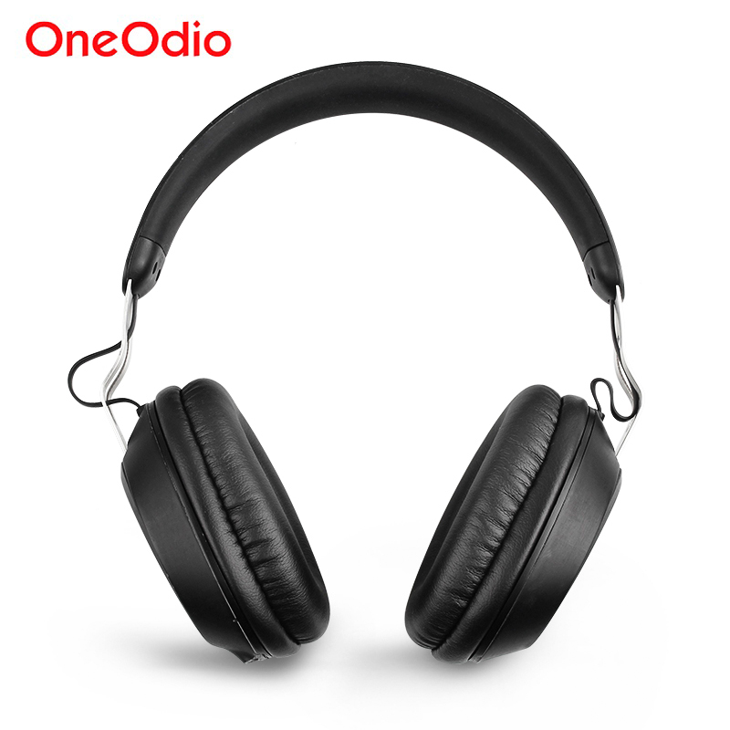 Oneodio Bluetooth Headphone With Microphone Sport Wireless Headset Bluetooth 4.2 Over Ear Stereo Bass Headphones Handsfree Calls nubwo s2 bluetooth headphones wireless wired over ear stereo surround sound deep bass wireless headband headsets with microphone