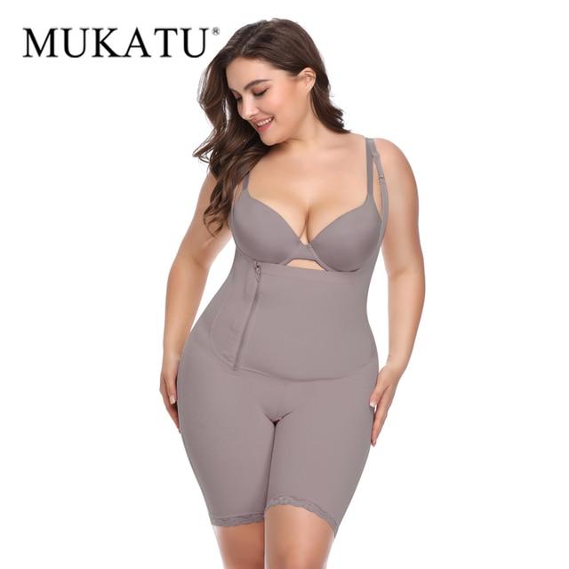 fb8f4b32889 Plus Size Slimming Shapewear Butt Lift Shapers Sculpting Body Shaper Fat  Control Shapewear Full Bodysuits Corrective Underwear