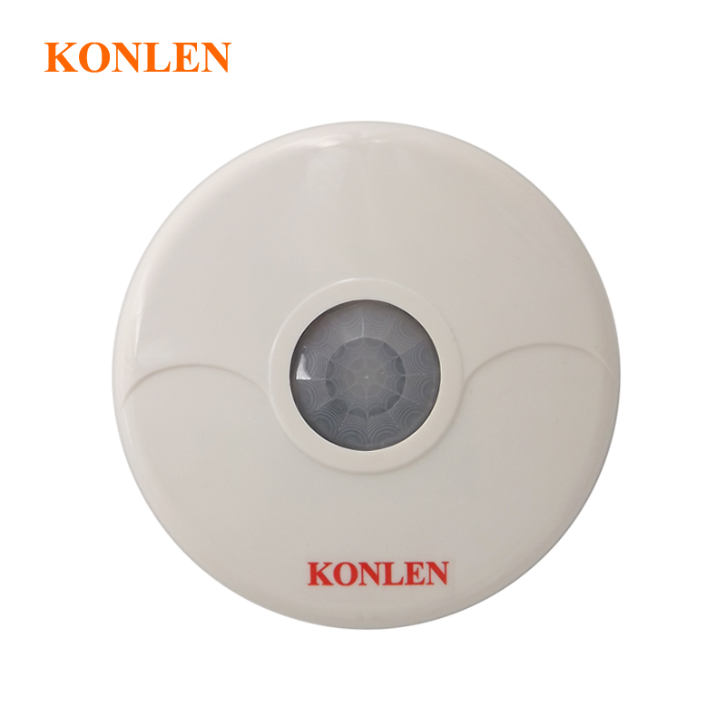 US $17.39 16% OFF|Konlen 12V Ceiling Microwave Wired Pir Motion Sensor on