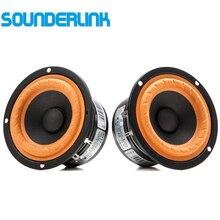"""Sounderlink Audio Labs 3 """"HiFi rank pełny zakres częstotliwości głośniki 3 cal 4 8 Ohm głośnik wysokotonowy napęd średni bas zestaw DIY"""